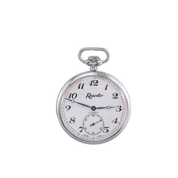 Orologio da tasca Reporter time P-1005-0 FRONTE