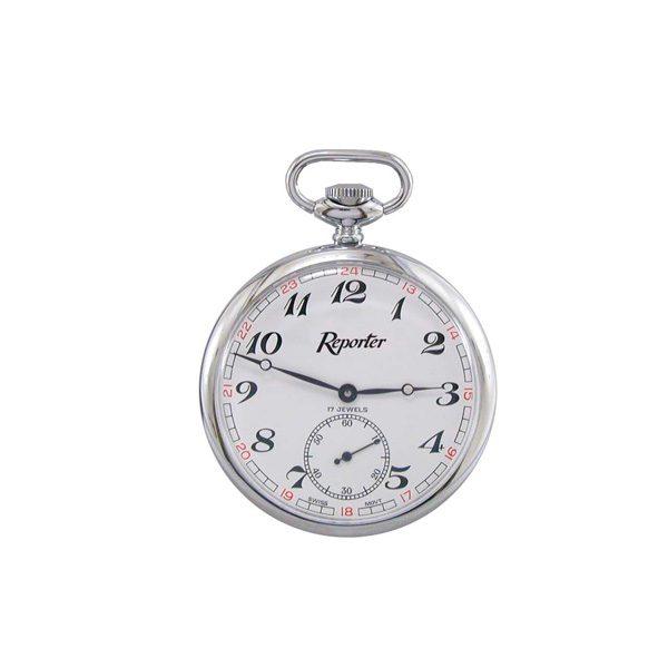 Orologio da tasca Reporter Time P-1006-0 FRONTE
