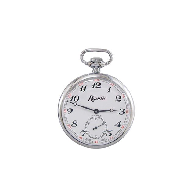 Orologio da tasca Reporter Time P-1322-0 FRONTE