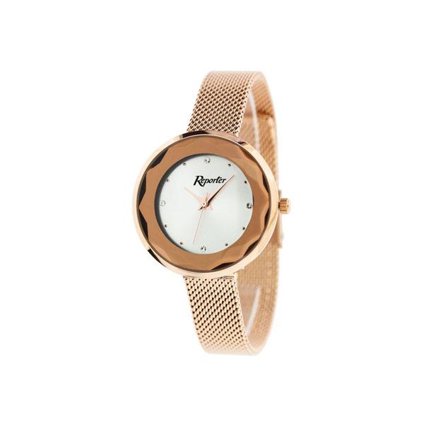 orologio donna con lunetta gioiello Reporter M-1400
